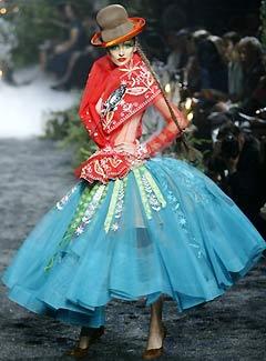 John Galliano for Dior