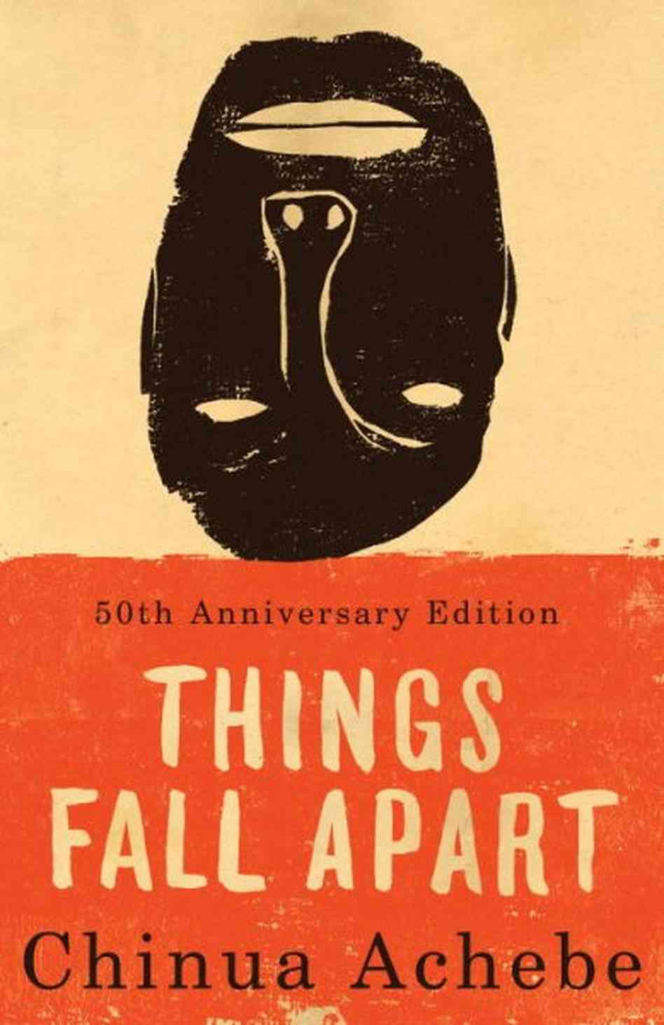 the irony in the novel things fall apart by chinua achebe Chinua achebe was born in eastern nigeria on november 16, 1930, to isaiah and  settling in ogidi, isaiah's ancestral igbo village, five years after chinua achebe's birth  polar undergraduate (1950), a satire of student behavior that was later  in 1958 achebe published things fall apart which won him the margaret.