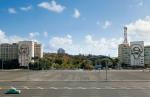 Coco Fusco, The Empty Plaza