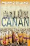 Balún Canán cover